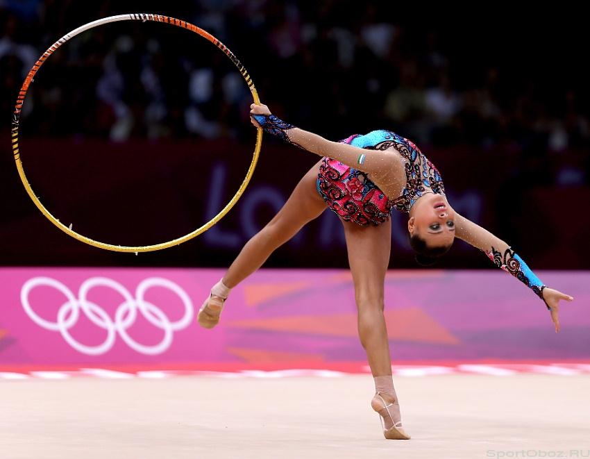 Фото обруча по художественной гимнастике