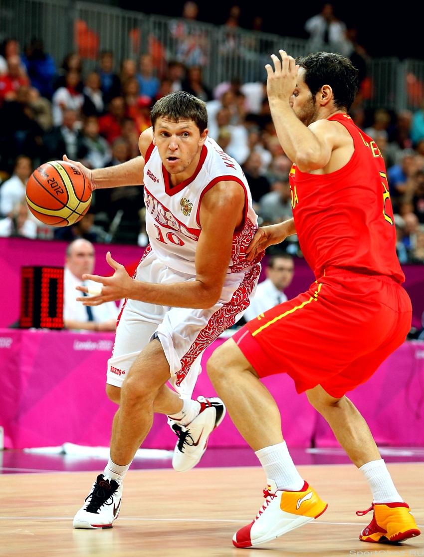 83484253 Фотоотчет с ОИ-2012 Олимпийский баскетбол: Россия Испания 77:74 ...