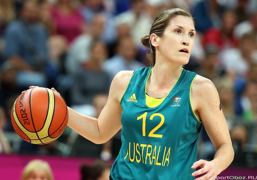ec8fd1a2 Фотоотчет с ОИ-2012 Женский баскетбол: Россия Австралия 66:70 ...