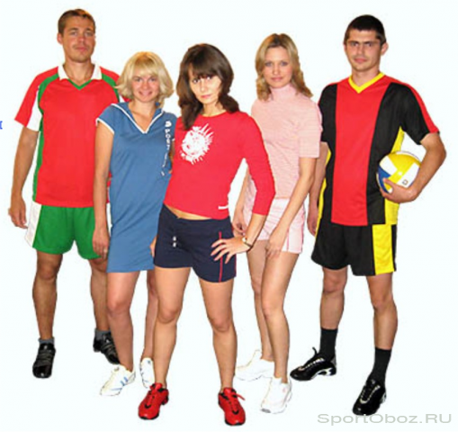 Функция спортивной одежды