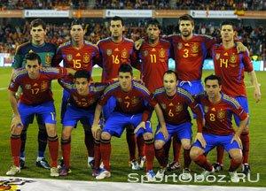 Сборная испании по футболу с евро 2008
